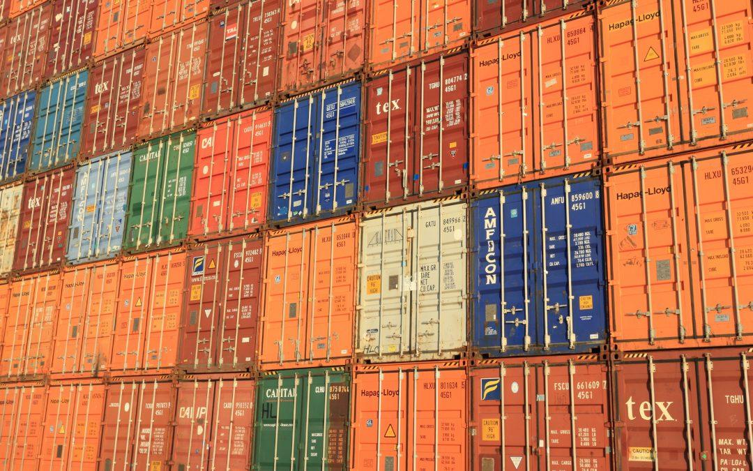 El proceso de nacionalización de la mercancía, cuando llega a Panamá.