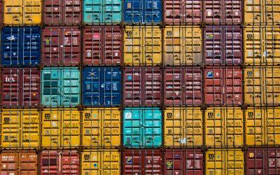 Tipos de cargas en transporte internacional